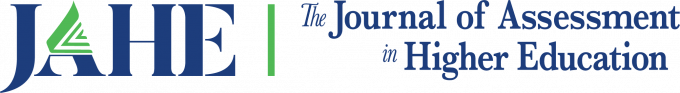 The Journal of Assessment in Higher Education